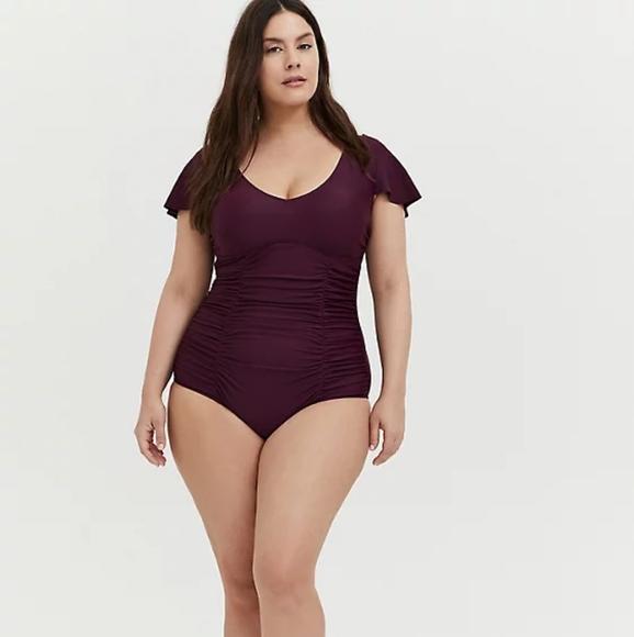 Torrid Swimsuit size 5